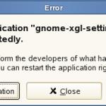 Xgl on Suse10.1