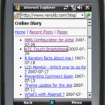 How To: Make your blog mobile browser compatible