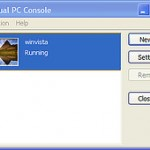 Install Vista using Microsoft Virtual PC