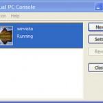 Install Vista using Microsoft Virtual PC