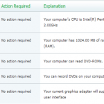 Planning to upgrade to Windows Vista ?