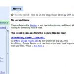 Google Reader – Just got better