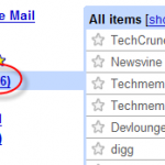 Google Reader in GMail (Another Greasemonkey script)