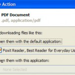 Foxit – Open PDF's faster