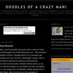 Doodles of a Crazy Man