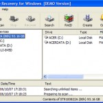 Active@ File Recovery – Recover deleted files and partitions