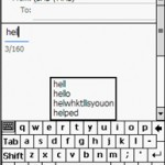 Keyboard applications for Windows Mobile