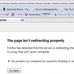 Airtel website hacked ?